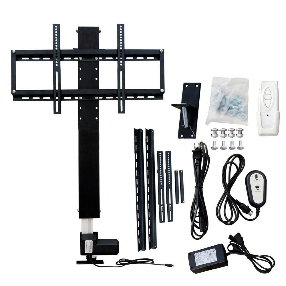 110v 220vac Automatical Tv Stand Bracket With Remote