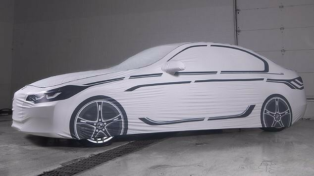 Bmw F M Outdoor Car Cover