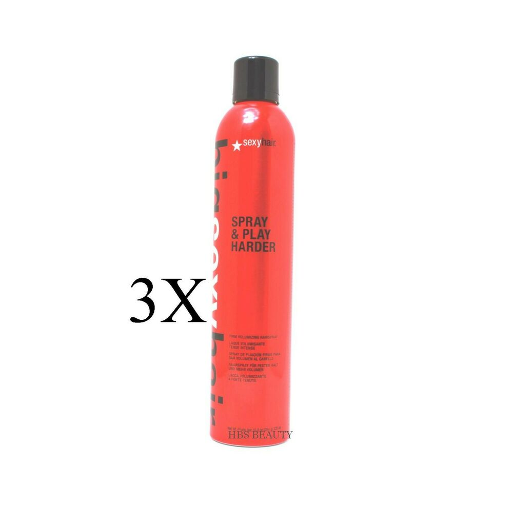 Big sexy hair spray and play harder images 51