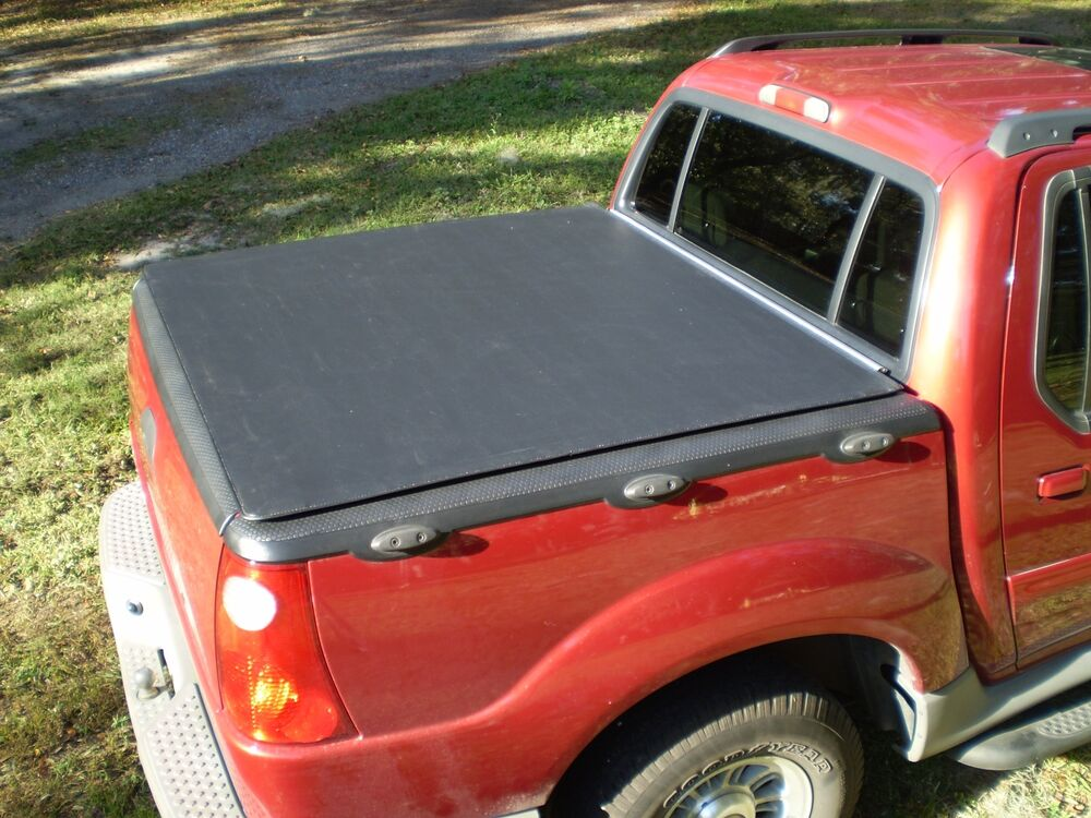 Sport Trac Truck Bed Cover