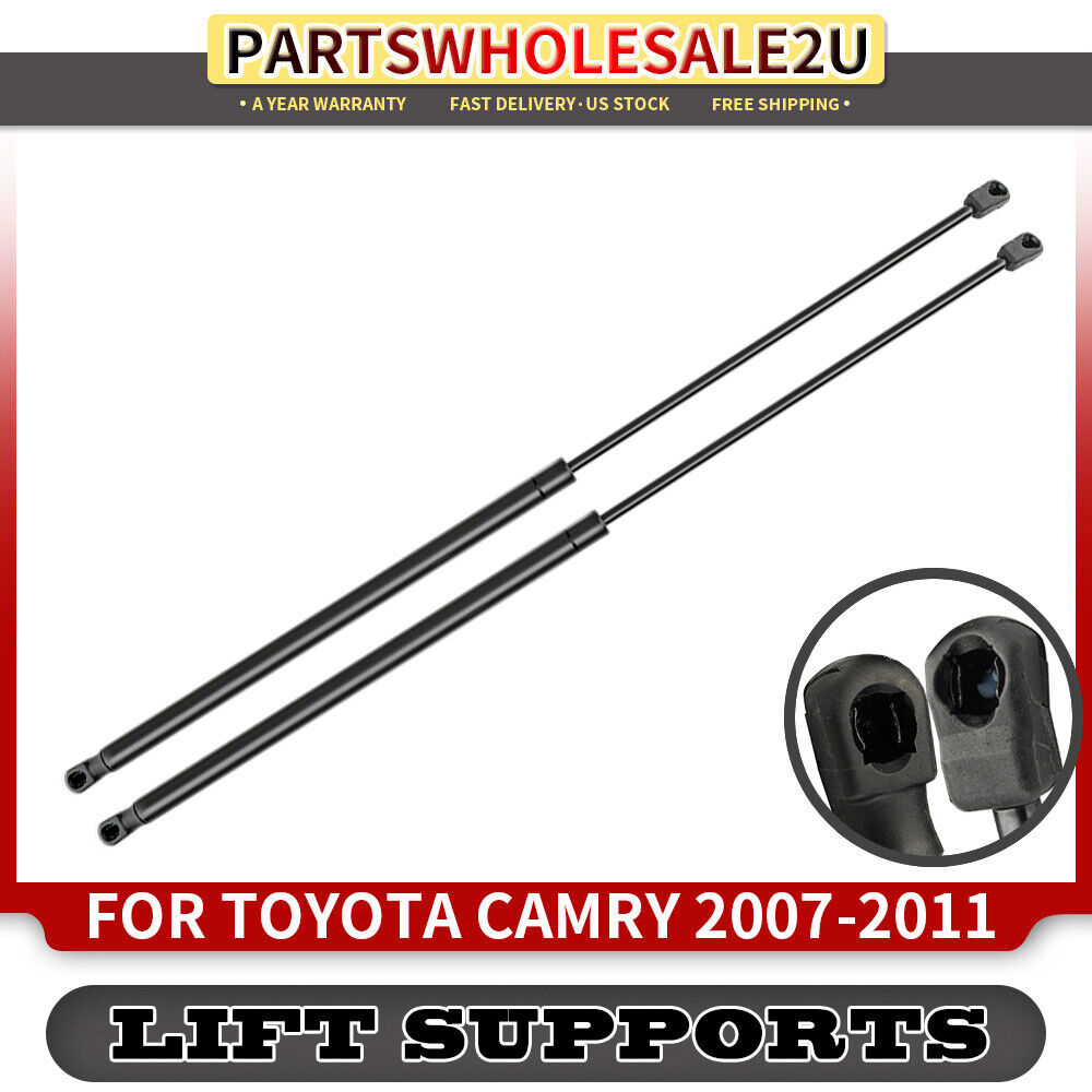 how to open toyota camry bonnet