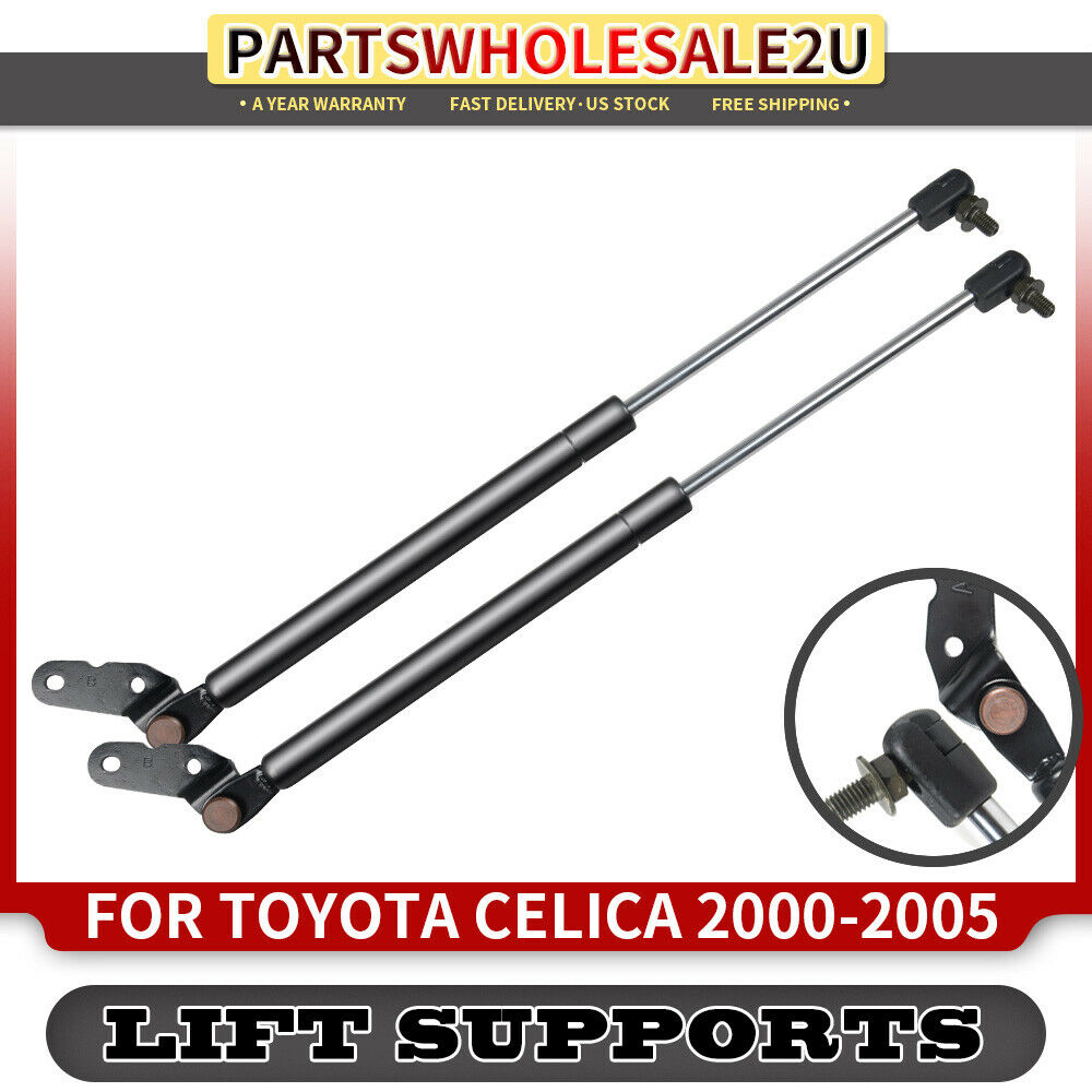 Changing Front Shocks For Toyota Celica 1994 99 St20x: 2x Hatch Tailgate Lift Supports Struts For Toyota Celica