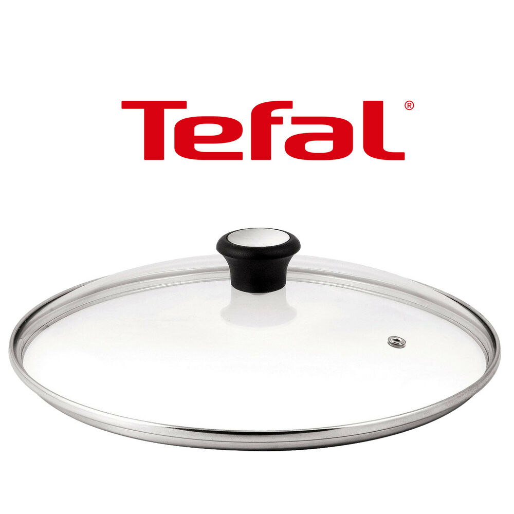 Tefal Replacement Glass Lid For Frying Pan Wok Saute Pan