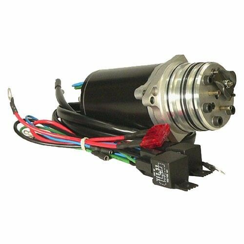 tilt power trim motor pump mercury outboard 70 hp 75 hp 80 1985 mercury 115 wiring diagram 1985 mercury 35 hp wiring diagram