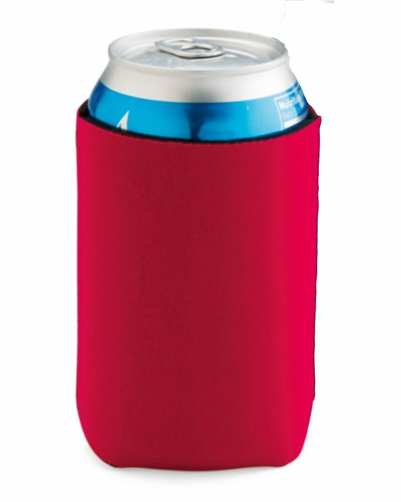 Soda Can Cooler ~ Liberty bags blank neoprene koozies beer soda can