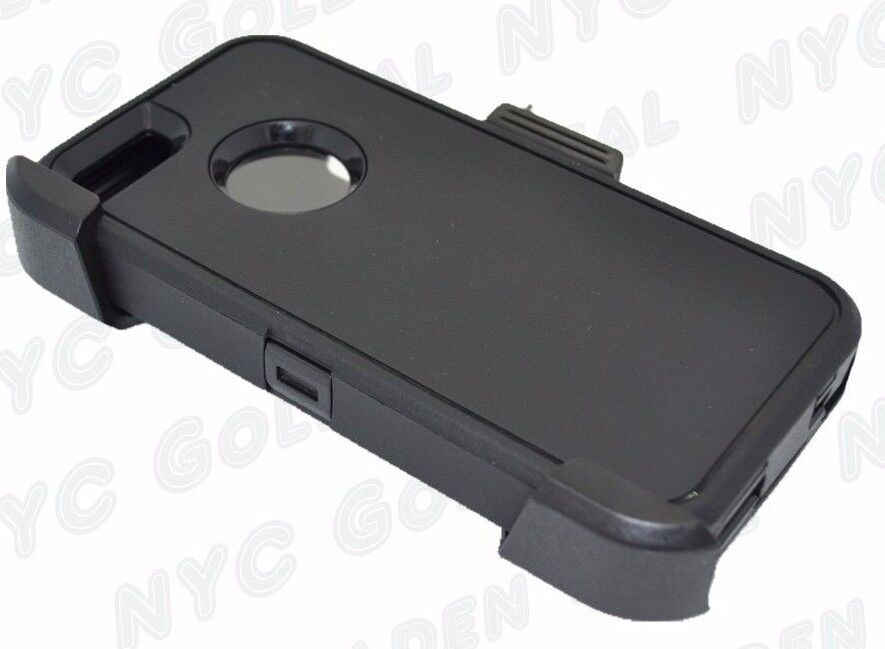 otterbox cases for iphone 5s for iphone 5 5s se defender black cover belt clip 4092