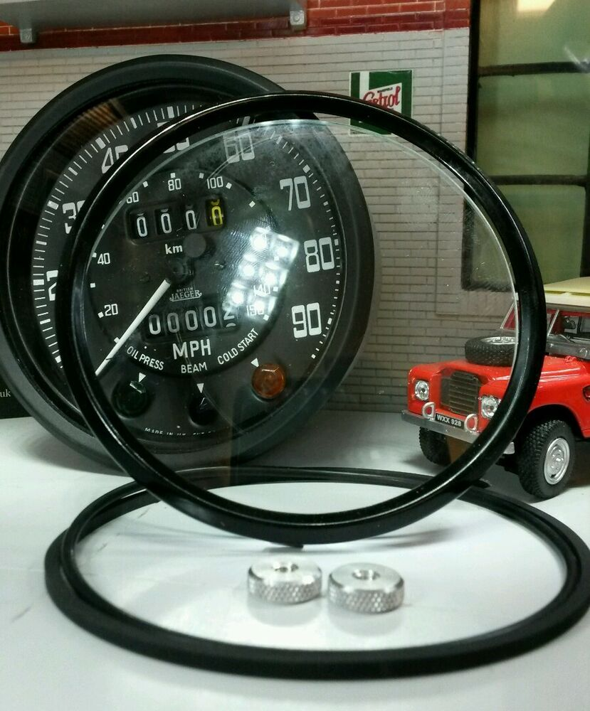 Land Rover Series 1 2 3 Smiths Gauge Reconditioning Kit
