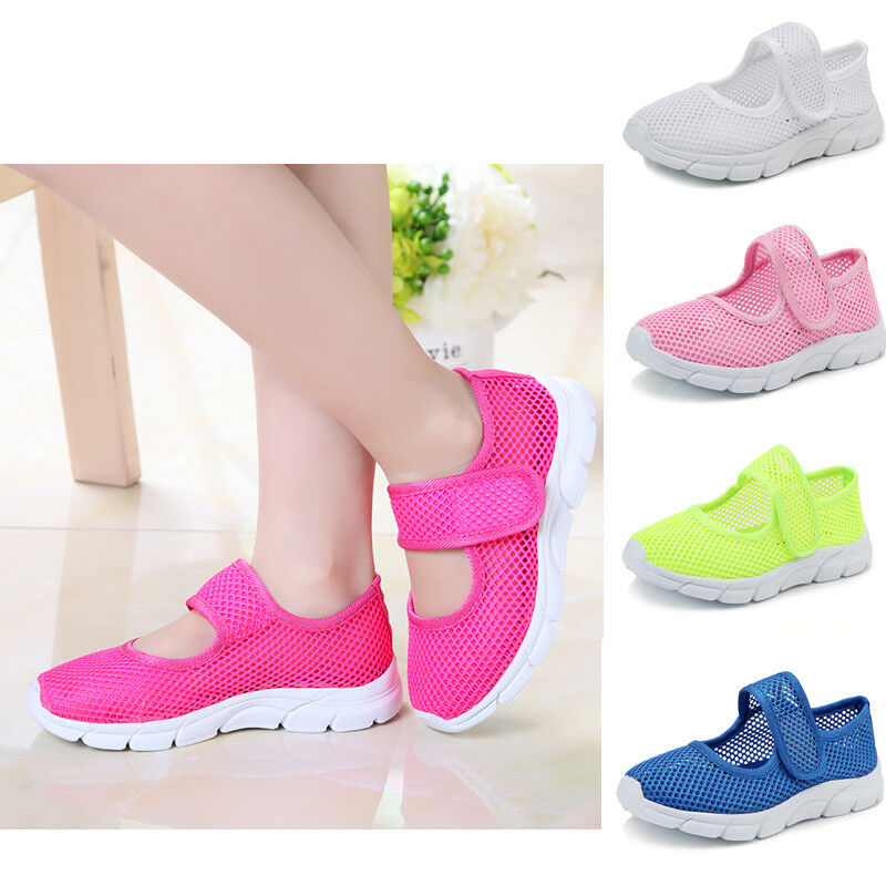 Breathable Toddler Girls Outdoor Casual Shoes Kids