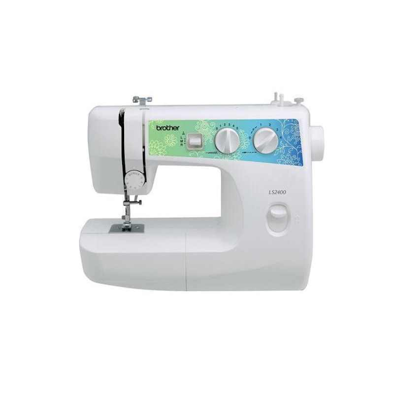 brother ls2400 lightweight full size sewing machine 25 year limited warranty ebay. Black Bedroom Furniture Sets. Home Design Ideas