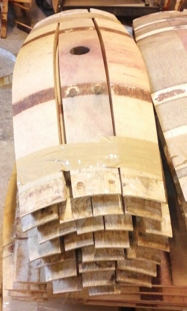 25 Wine Barrel Staves French Oak Arts And Crafts Free