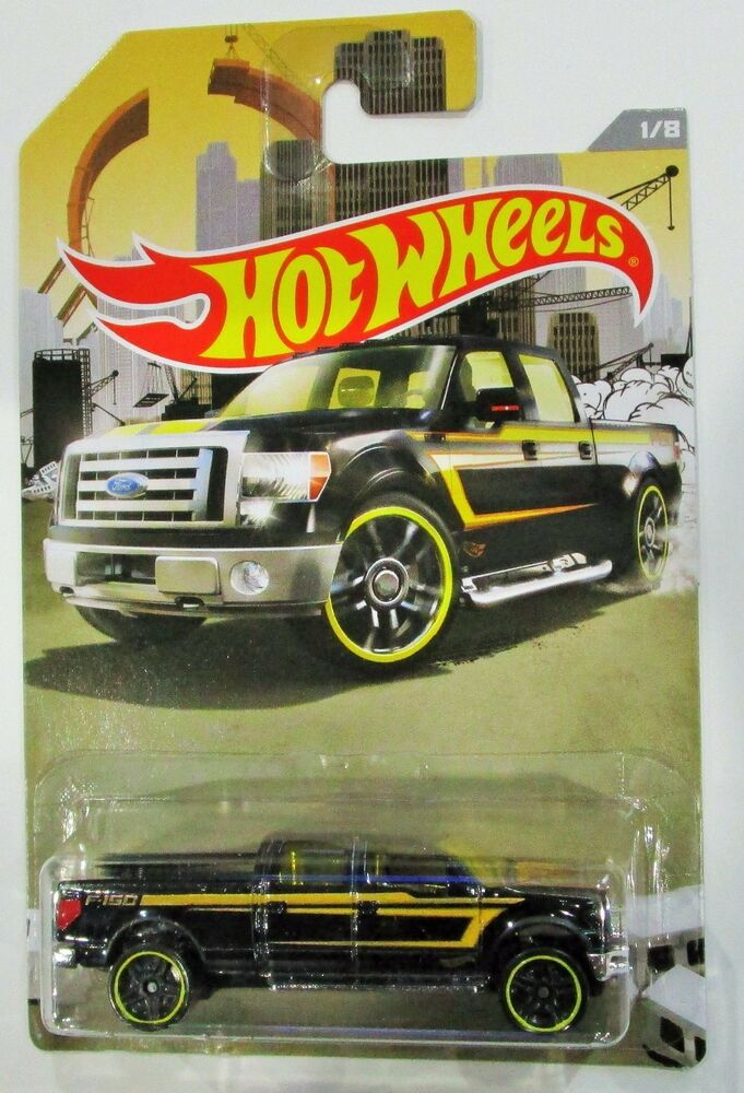 Toy Cars At Walmart : Hot wheels truck series walmart exclusive ford f