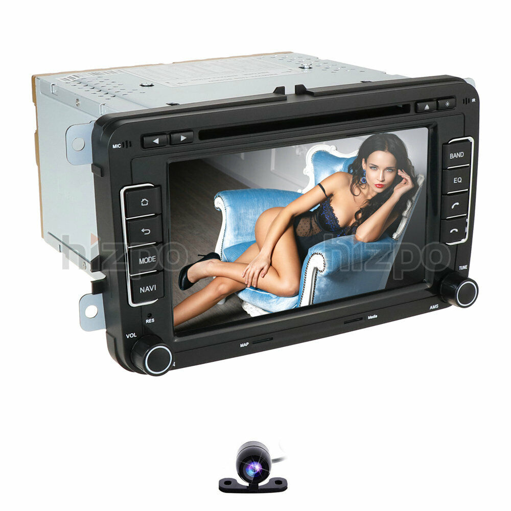hizpo for vw jetta passat golf 7 hd touch car stereo gps. Black Bedroom Furniture Sets. Home Design Ideas