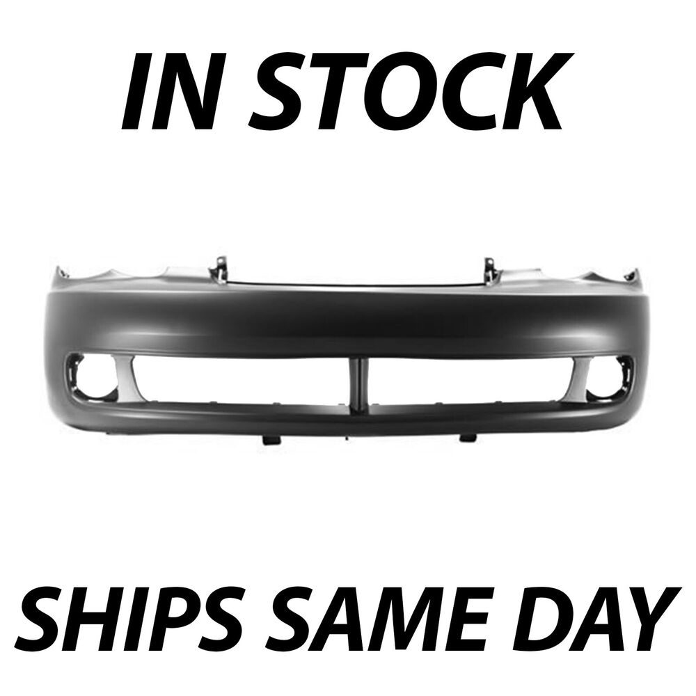 Pt Cruiser Bumpers : New primered front bumper cover fascia for