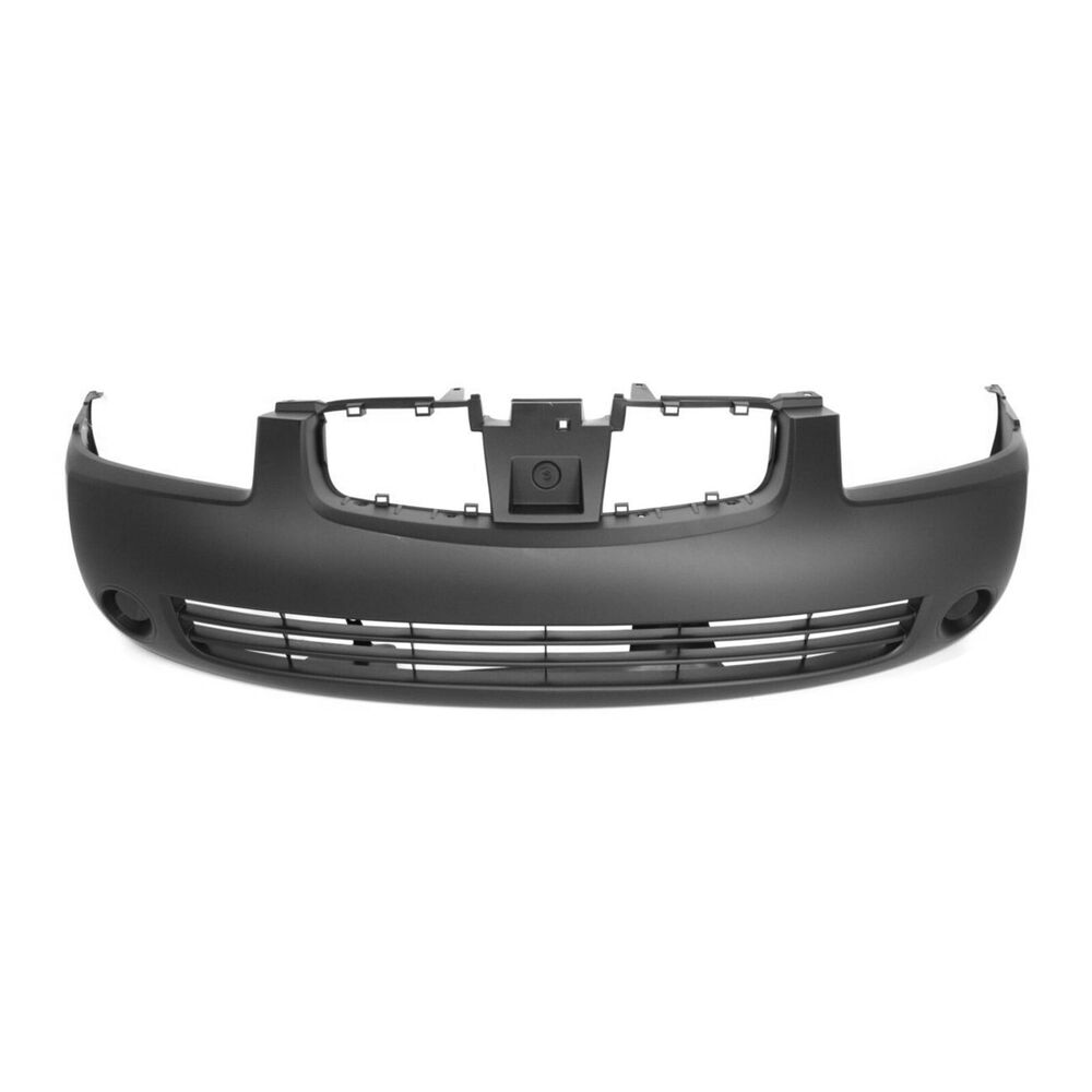 New Primered Front Bumper Cover Fascia For 2004 2005