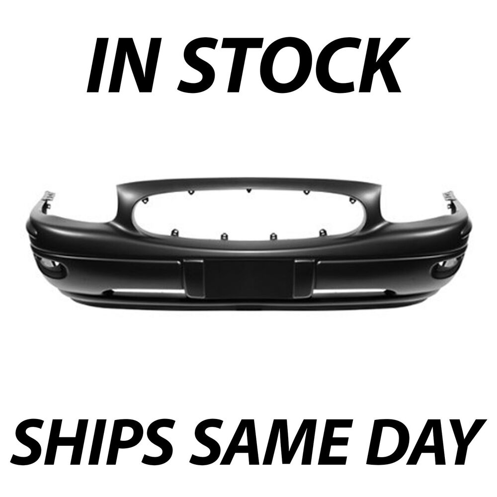 NEW Primered- Front Bumper Cover Fascia For 2000-2005