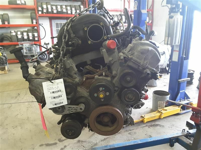 06 07 08 FORD EXPLORER ENGINE 4.6L VIN 8 8TH DIGIT 3V ...