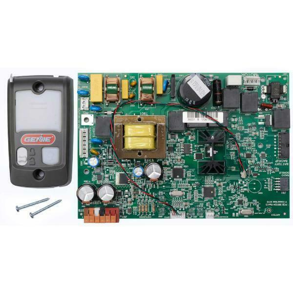 Genie 38878r S Circuit Board Assembly With Series Ii Wall