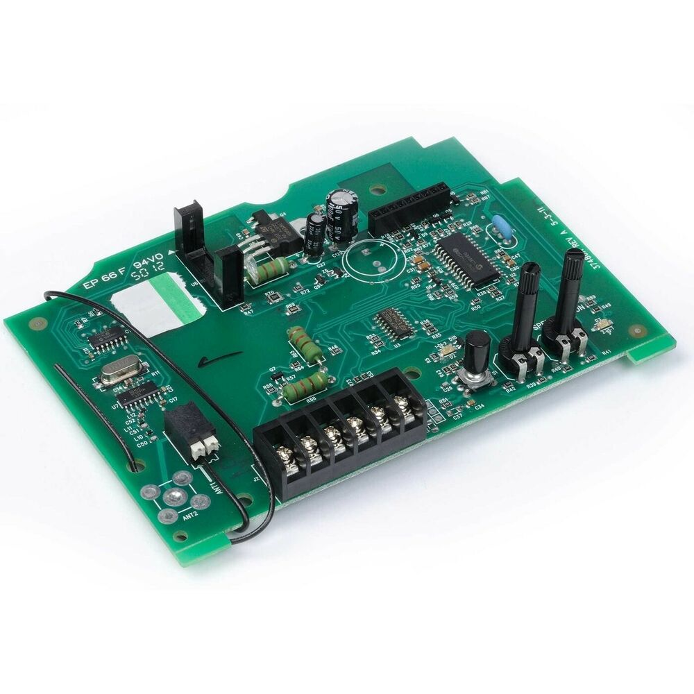 Genie 34019r Control Logic Circuit Board For Genie Model