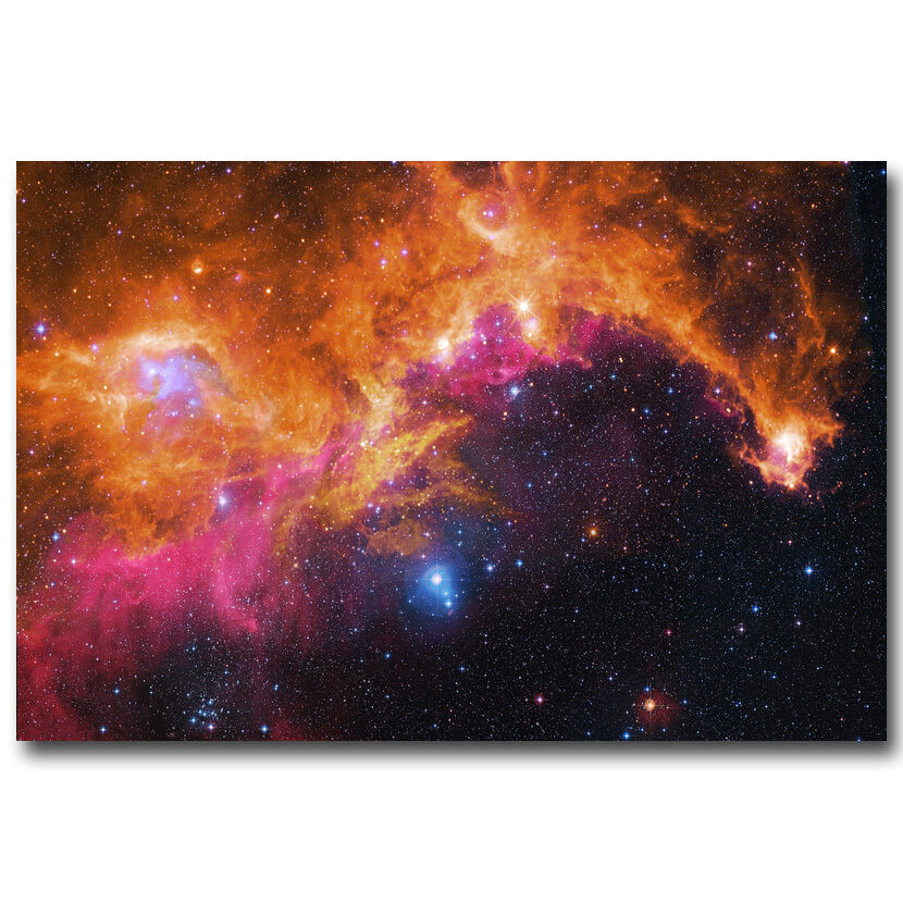 galaxies in the universe poster - photo #19