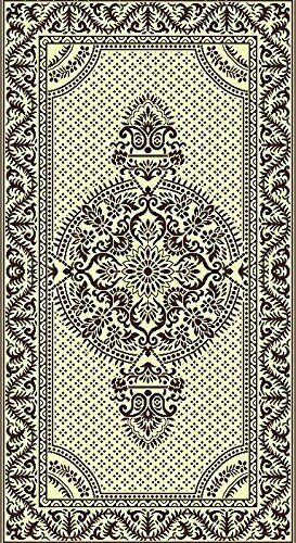 RV Mat Indoor Outdoor Rug 6x9 Patio Rug Reversible Mats