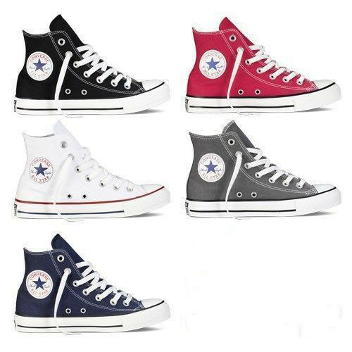 Converse all star high-top sneakers for unisex photo 45