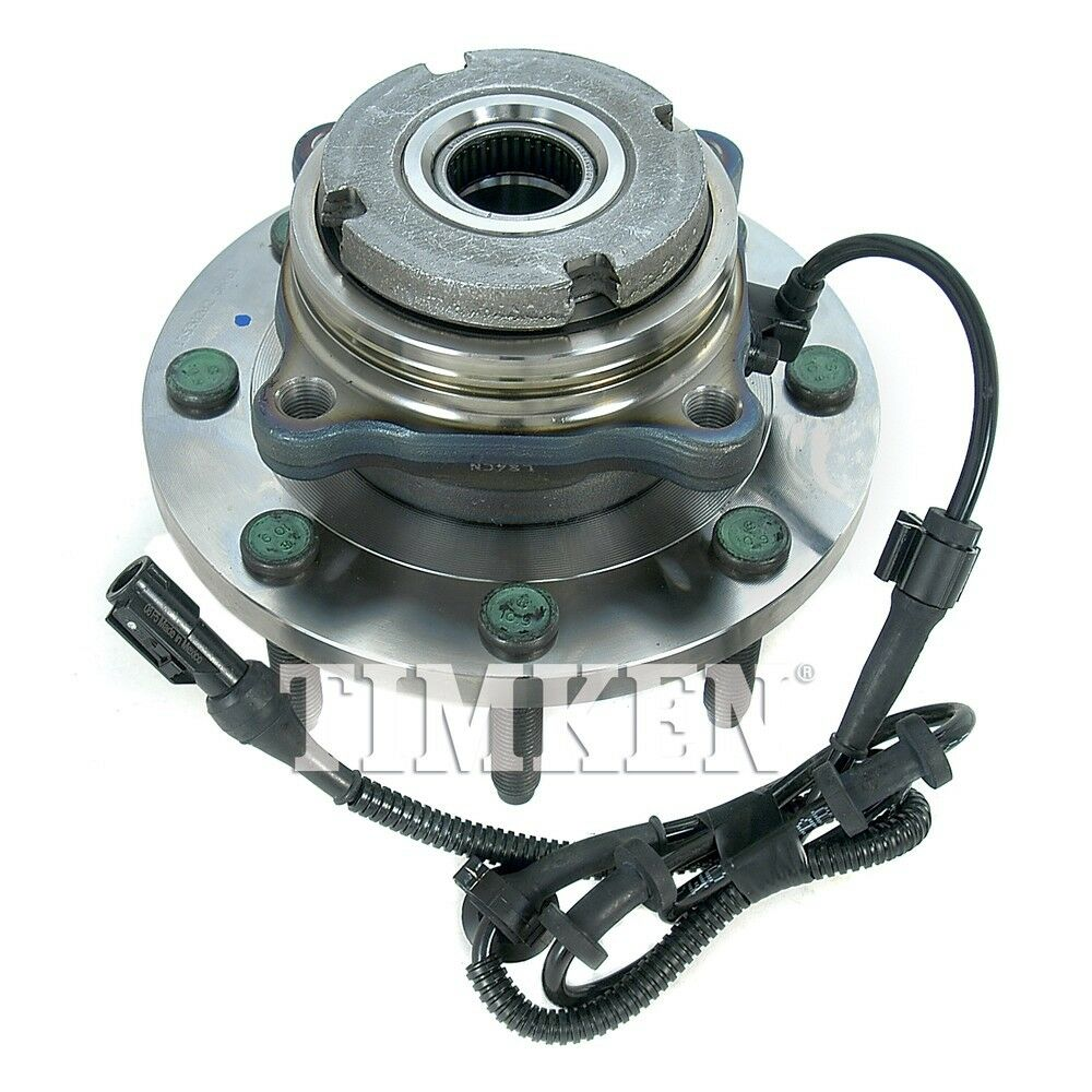 Hub Truck Parts : Axle bearing and hub assembly front timken for ford