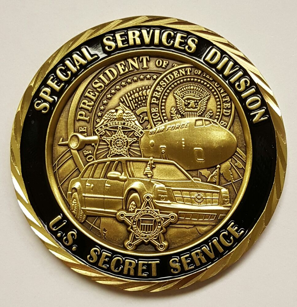 USSS United States Secret Service SSD Special Services ...