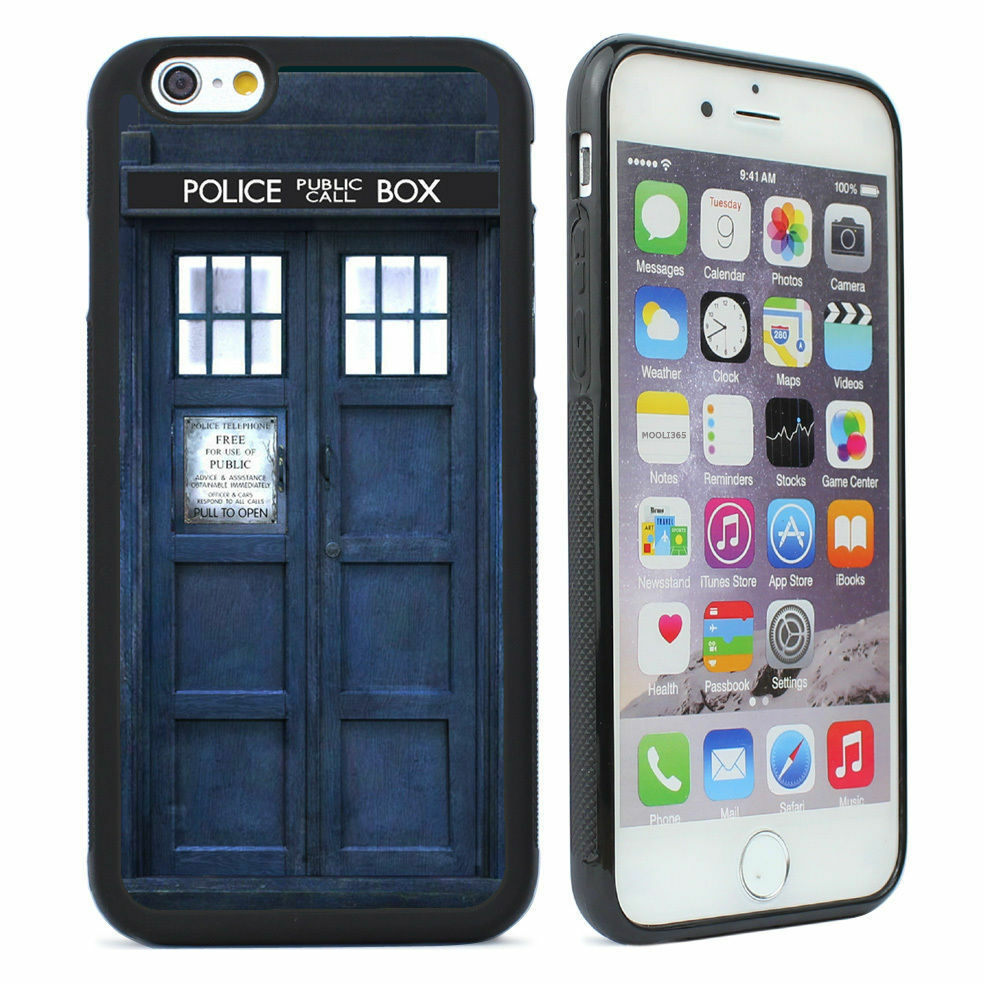 cases for iphone 5c ebay doctor who tardis rubber cover for iphone 4s 5 5s 5c 16774