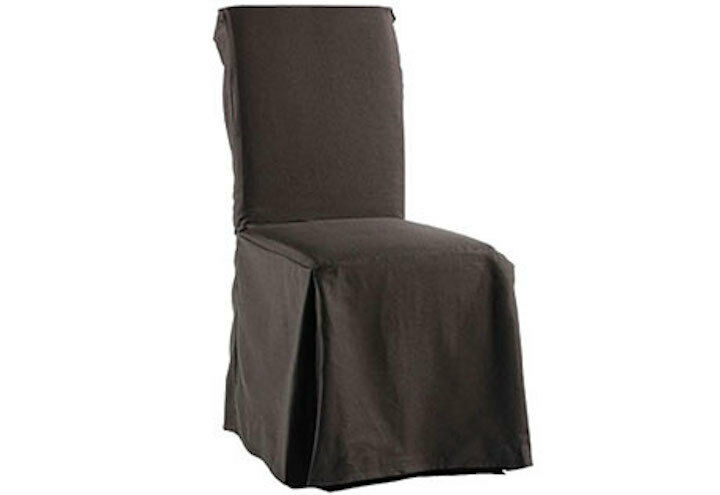 Twill Supreme Long Dining Chair Slipcover by Sure Fit  : s l1000 from www.ebay.com size 720 x 495 jpeg 18kB