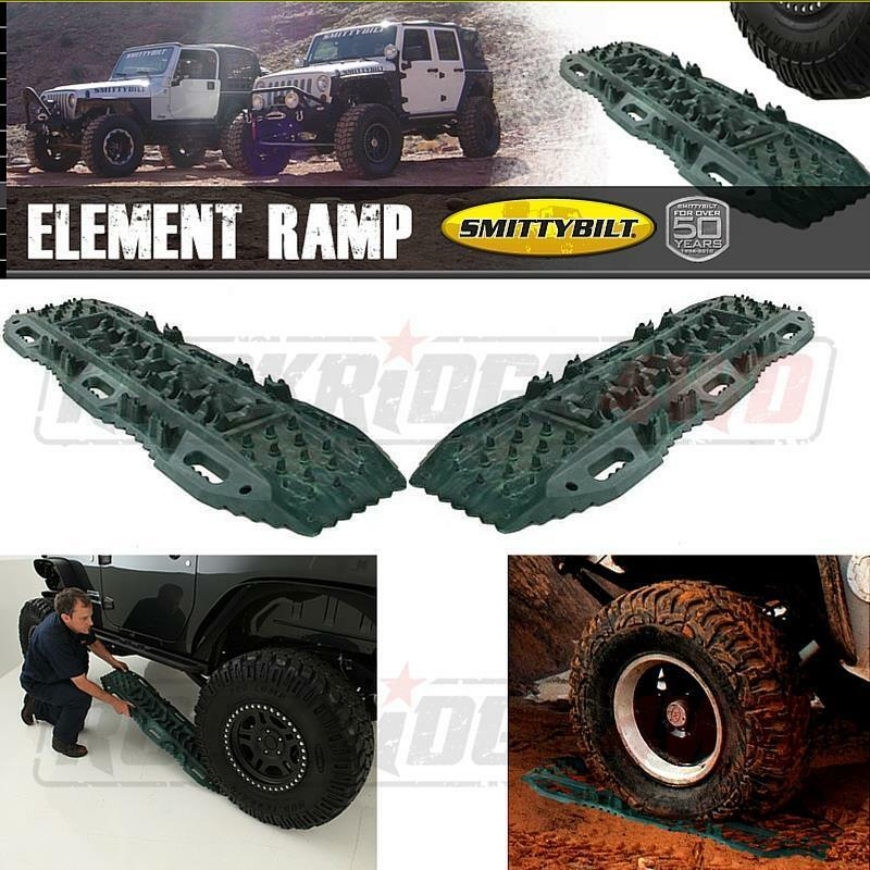 Smittybilt Element Ramps 2790 Traction Aid Snow Mud Sand