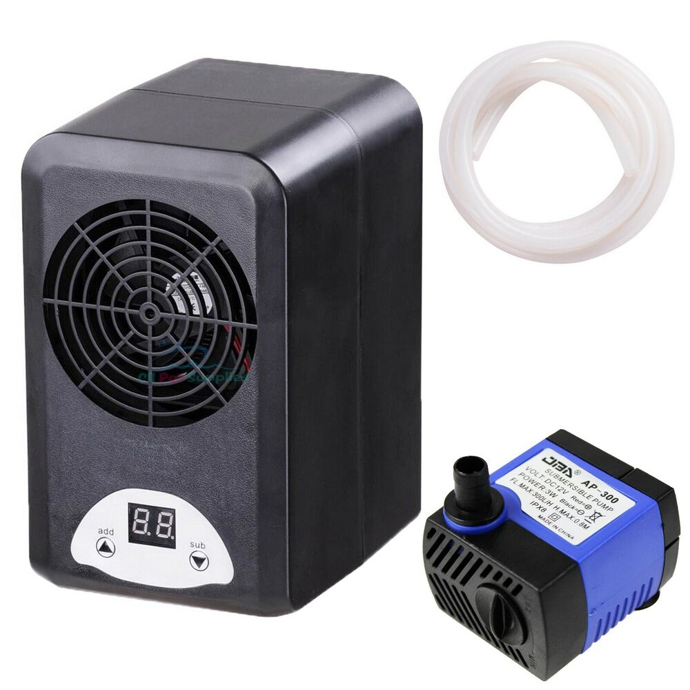 Aquarium thermostat chiller heater adjustable 72w fish for Fish water heater