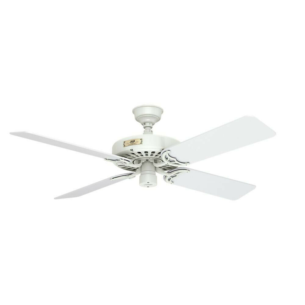 New Ceiling Fans White