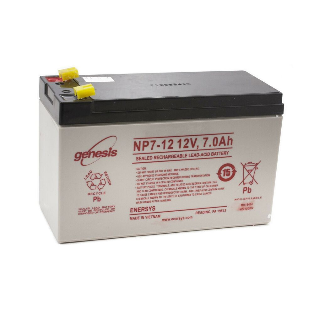 Mighty Mule Fm502 Battery 12v Replacement Batteries Ebay