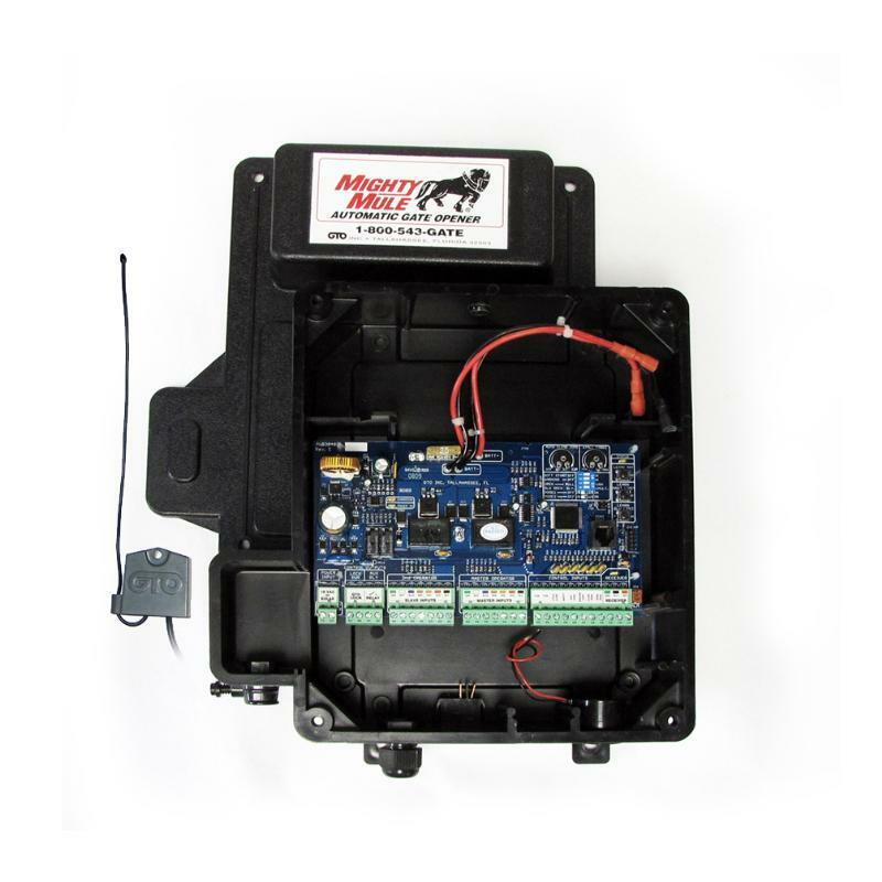 Mighty Mule R4690 Loaded Control Box For Automatic Gate