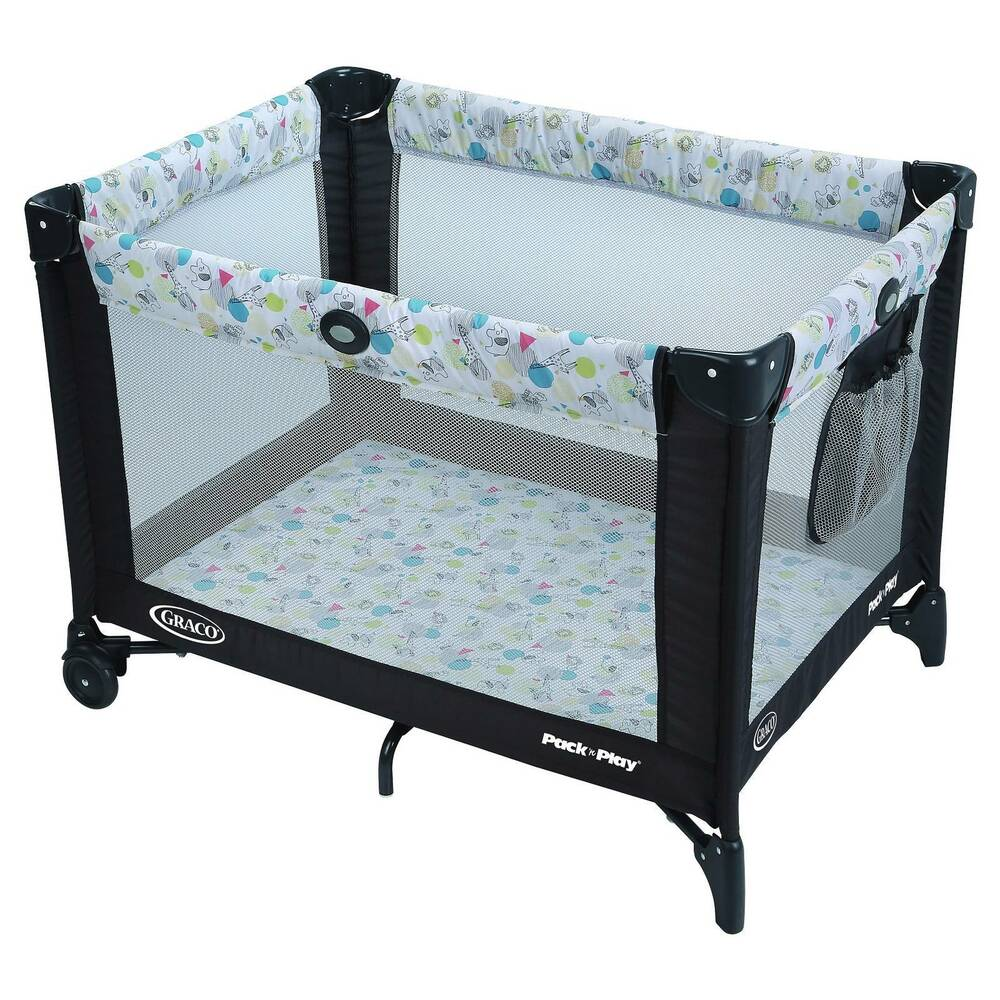 Graco® Pack 'N Play Portable - Carnival | eBay