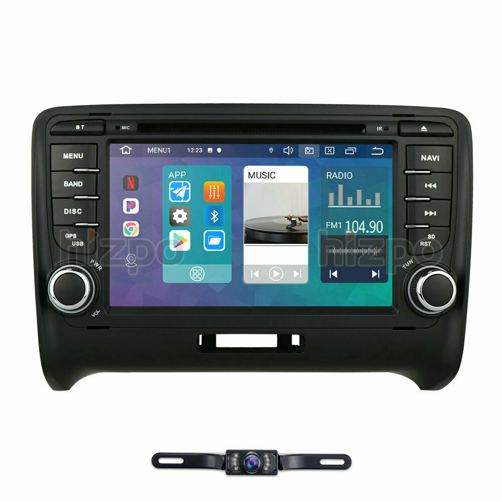 for audi tt mk2 7 navigation autoradio stereo gps car cd. Black Bedroom Furniture Sets. Home Design Ideas