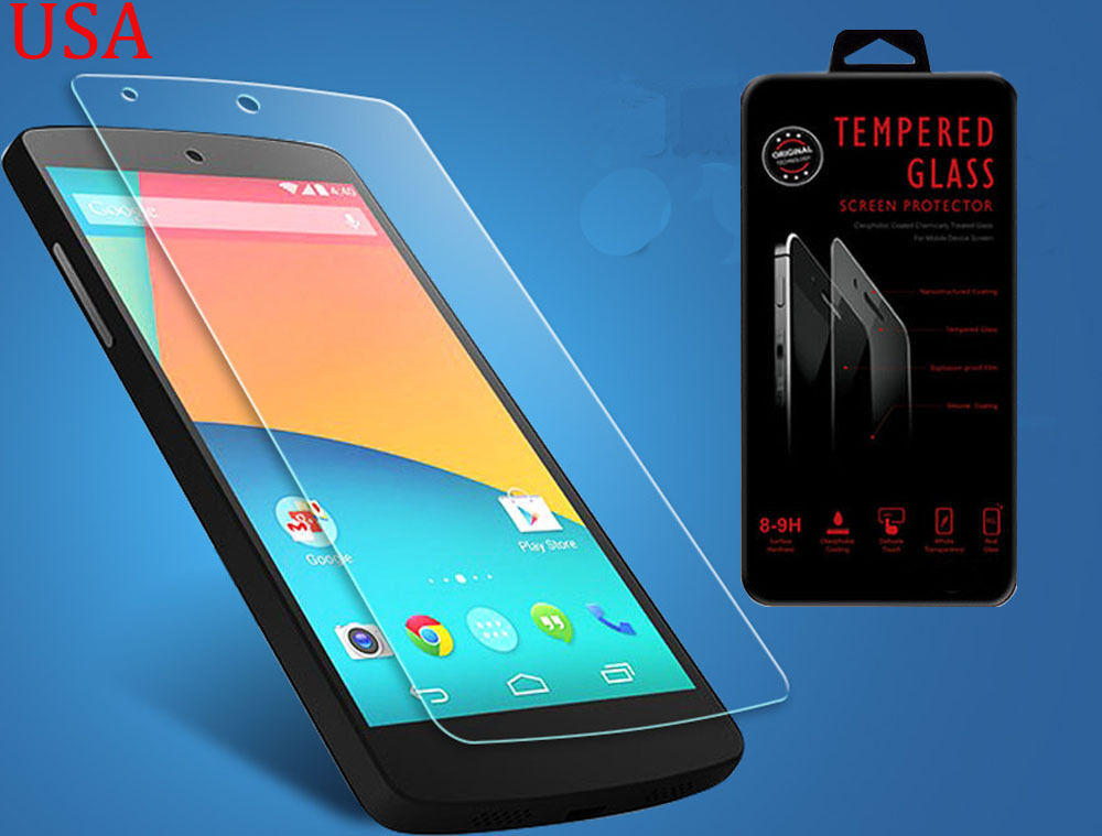 Nexus 5 glass screen protector ebay