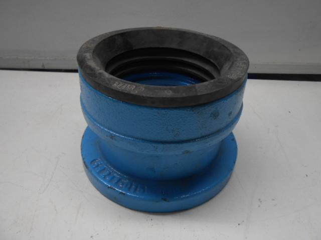 Nos Zurn Cast Iron Floor Drain 4 Quot Push On Drain 58241 015
