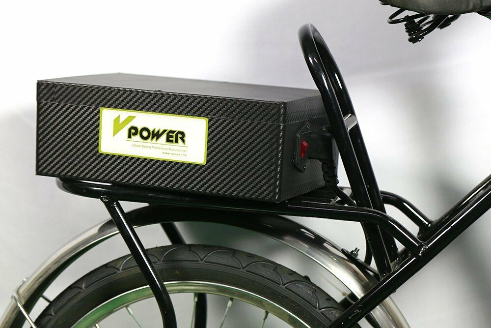 e bike 36v 10ah lithium ion rechargeable battery packs. Black Bedroom Furniture Sets. Home Design Ideas