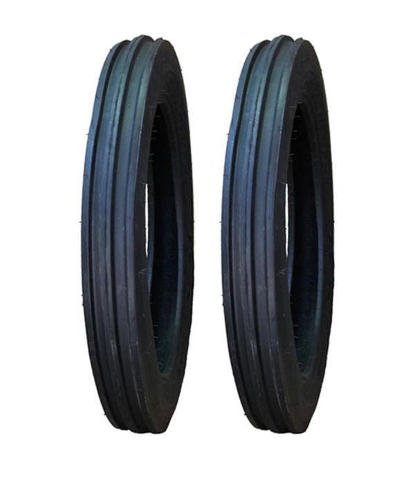 9n Ford Tractor For Sale: 2 New Ford 8N 9N 4.00-19 4-19 Front Tractor Tires 400-19 4