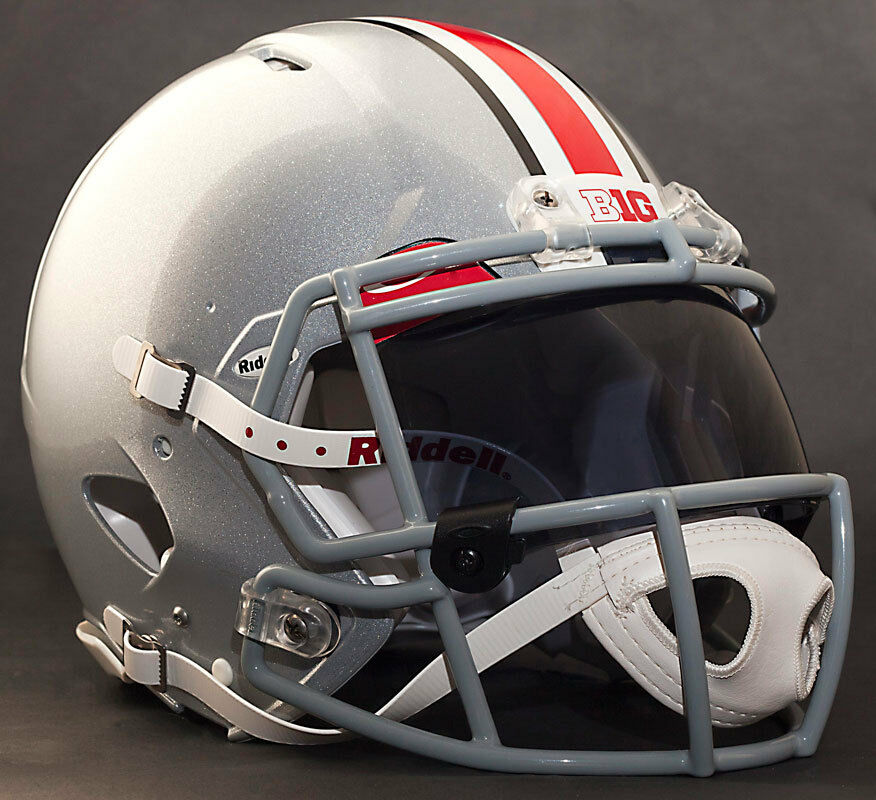 REPLICA BUCKEYES w Football Gameday  STATE Helmet NCAA OHIO