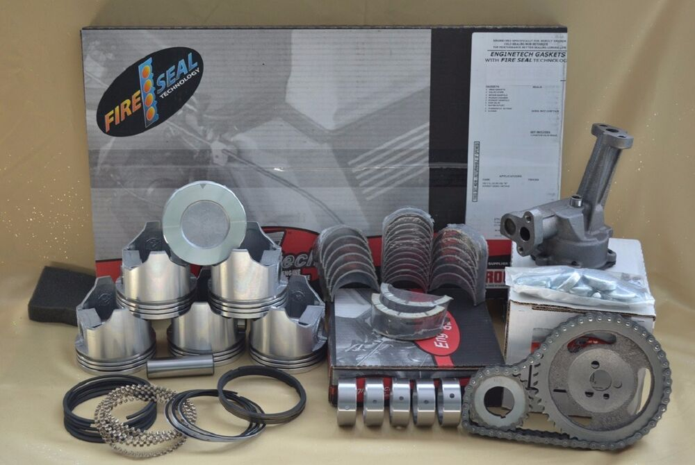 1999 jeep grand cherokee 242 4 0l ohv l6 premium engine rebuild kit ebay. Black Bedroom Furniture Sets. Home Design Ideas