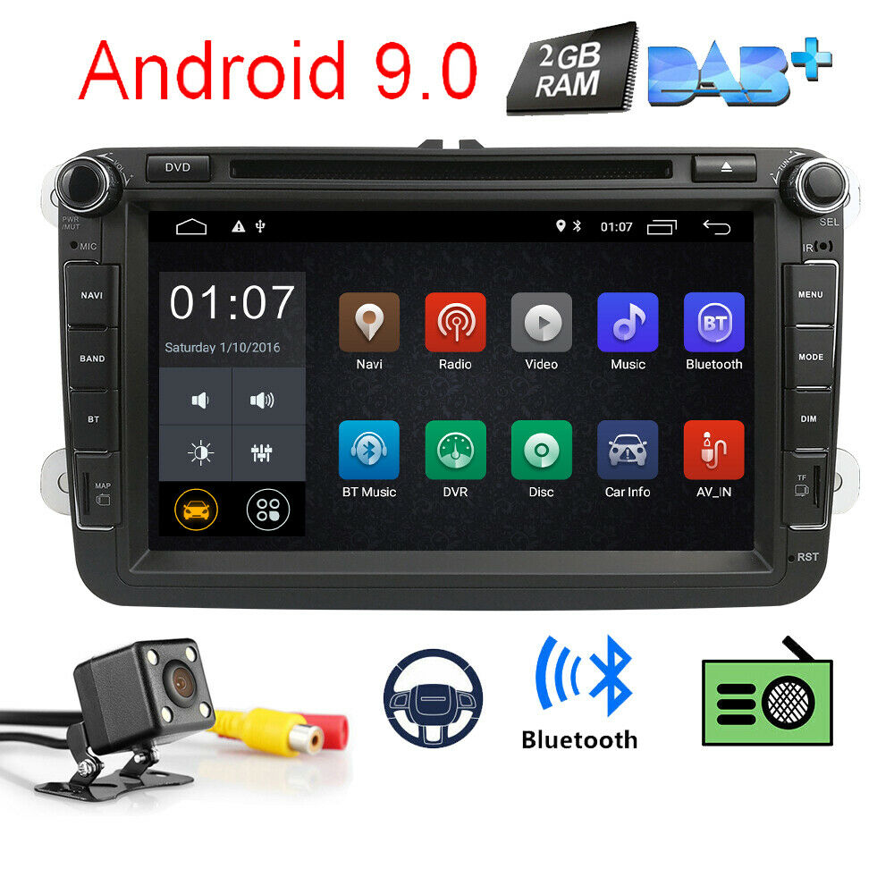 hizpo android 6 0 car dvd player multimedia system for vw. Black Bedroom Furniture Sets. Home Design Ideas
