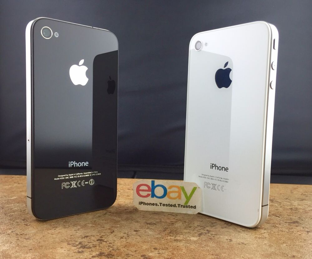 t mobile iphone 4 factory unlocked apple iphone 4 black at amp t t mobile 13107