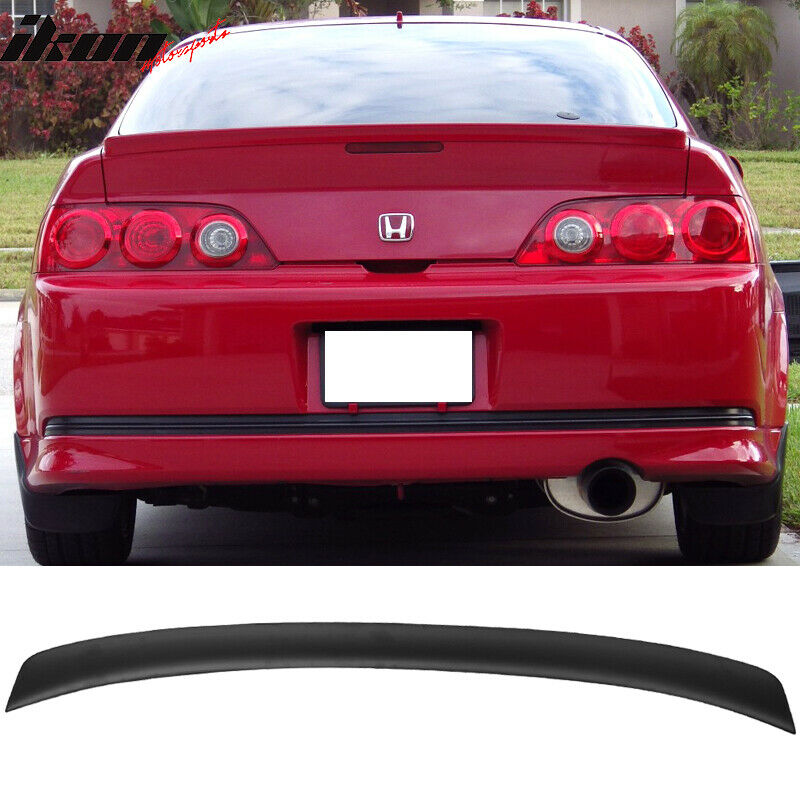 02-06 Acura RSX DC5 Type R Rear Trunk Duck Lip Spoiler