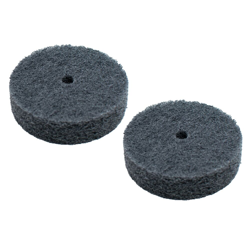 3 Quot Replacement Fiber Wheels For Mini Bench Grinders 2