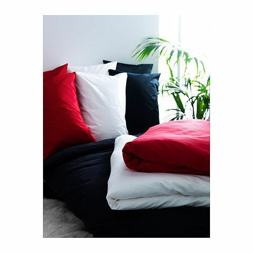 pillow cover case 100 cotton 2 pack euro size 26x26 ebay. Black Bedroom Furniture Sets. Home Design Ideas