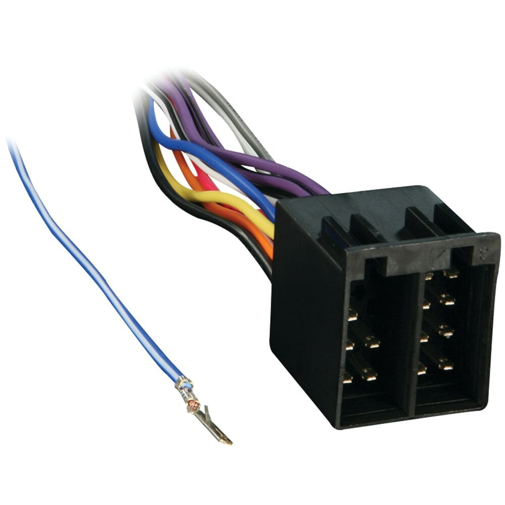 s-l1000 Radio Wire Harness on instermention single,