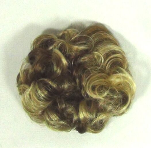 Curly Hair Scrunchie Ponytail Holder Hairpiece 3 Quot Wavy