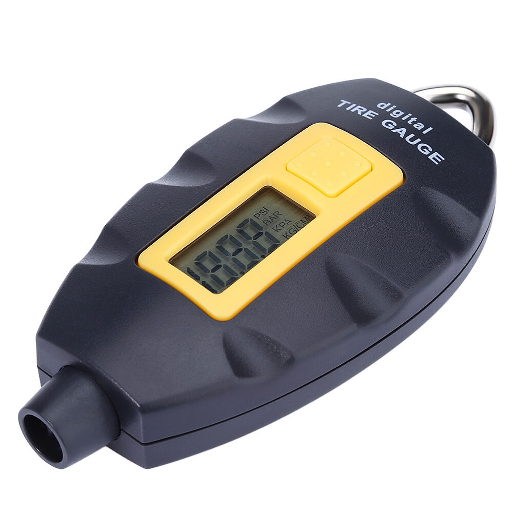 wf 152 car lcd psi kpa bar digital tire pressure gauge manometer tester tool ebay. Black Bedroom Furniture Sets. Home Design Ideas